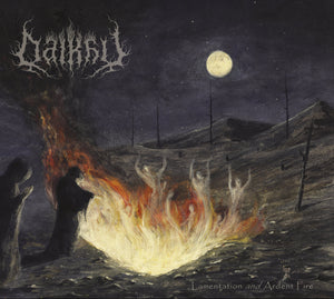Dalkhu ‎– Lamentation And Ardent Fire (CD) Digipack