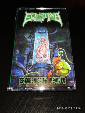 Ectoplasma  ‎– Cryogenically Revived (TAPE)