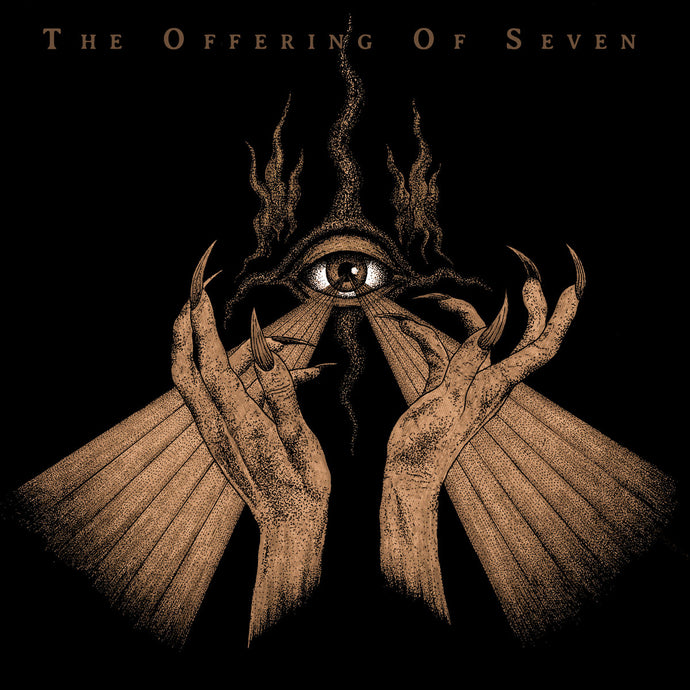 Gnosis  ‎– The Offering Of Seven (CD)