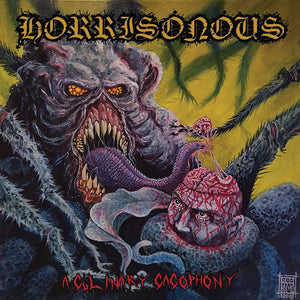 Horrisonous ‎– A Culinary Cacophony (CD)