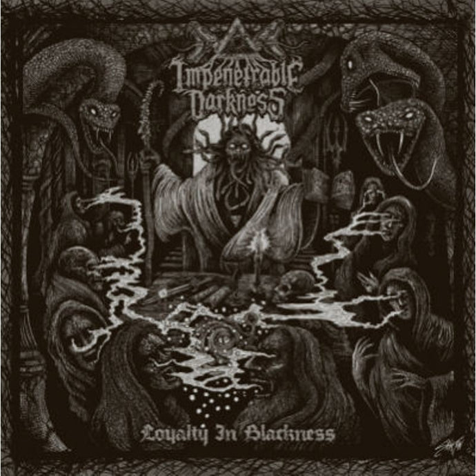 Impenetrable Darkness - Loyalty In Blackness (CD)