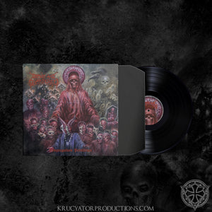 "DRAWN AND QUARTERED ""Congregation Pestilence"" (LP)"