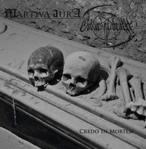 Martwa Aura  Odour Of Death ‎– Credo In Mortem (CD)