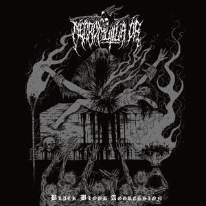 Necromutilator ‎– Black Blood Aggression  (CD)