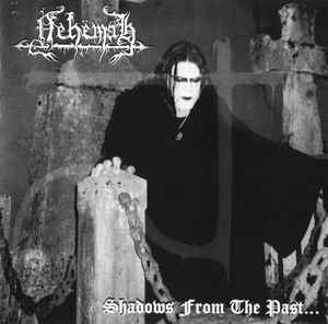 Nehëmah ‎– Shadows From The Past...  (CD)