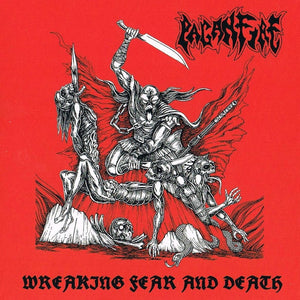 Paganfire ‎– Wreaking Fear And Death (CD)