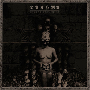 Dakhma ‎– Hamkar Atonement  (CD) Digipack