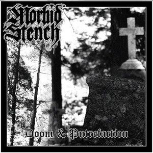 Morbid Stench ‎– Doom & Putrefaction  (CD)