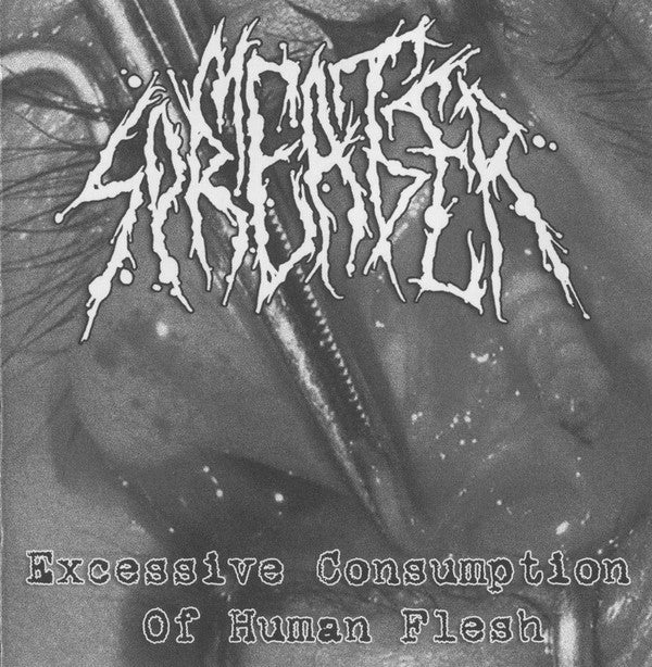 Meat Spreader ‎– Excessive Consumption Of Human Flesh (CD)