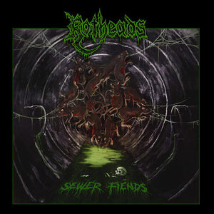 Rotheads ‎– Sewer Fiends (CD)