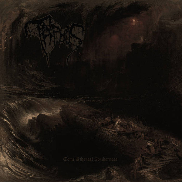 Taphos ‎– Come Ethereal Somberness (CD) Digipack