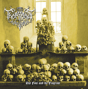 Thorybos ‎– The Foul and the Flagrant  (CD)