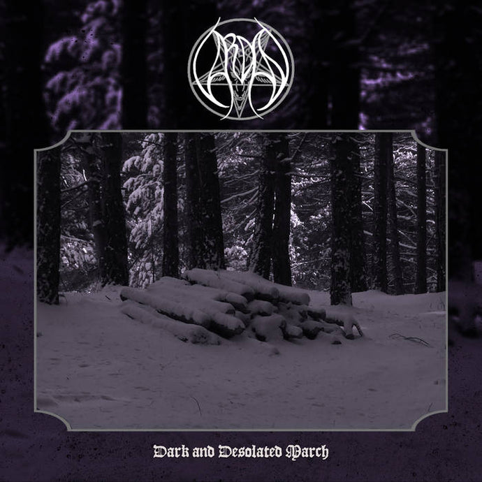 Vardan ‎– Dark And Desolated March (CD)