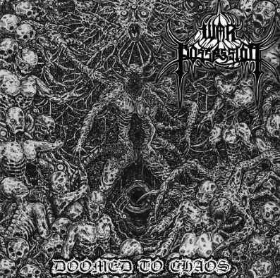 War Possession ‎– Doomed To Chaos  (CD)