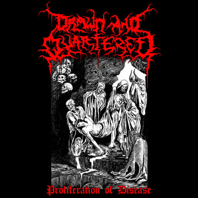 DRAWN AND QUARTERED -