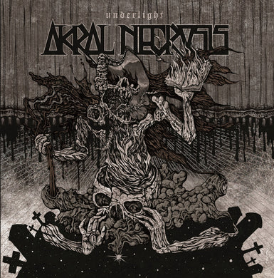 Akral Necrosis ‎– Underlight (CD)