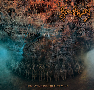 Abnormality ‎– Contaminating The Hive Mind (CD)