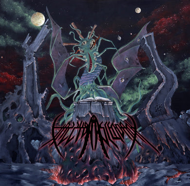 Abyssal Ascendant ‎– Chronicles Of The Doomed Worlds – Part I Enlightenment From Beyond (CD)