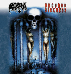 Ascaris  ‎– Uncured Sickness  (CD)