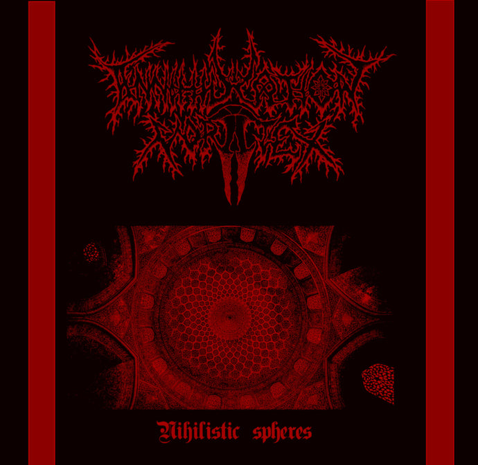 Annihilation Vortex ‎– Nihilistic Spheres  (CD)
