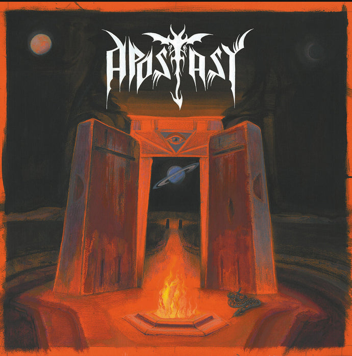 Apostasy ‎– The Sign Of Darkness  (CD)