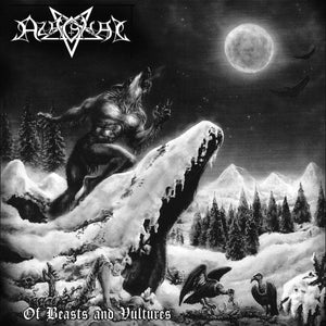 Azaghal ‎– Of Beasts And Vultures (CD)