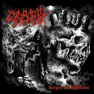Barbarity ‎– Keeper Of Oblivion  (CD) Digipack