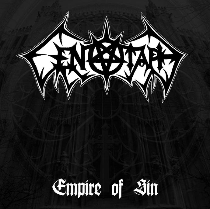 Cenotaph ‎– Empire of Sin  (CD)