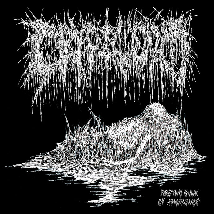 Cryptworm  ‎– Reeking Gunk Of Abhorrence (CD)