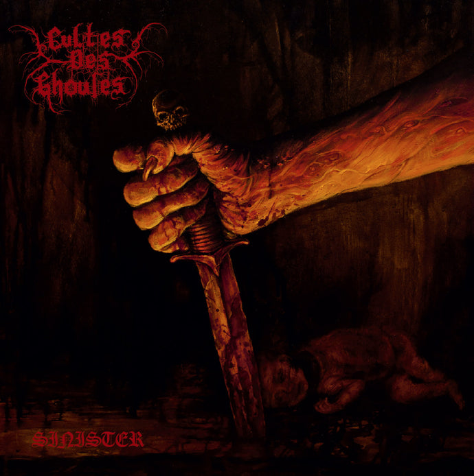 Cultes Des Ghoules ‎– Sinister, Or Treading The Darker Paths  (CD)