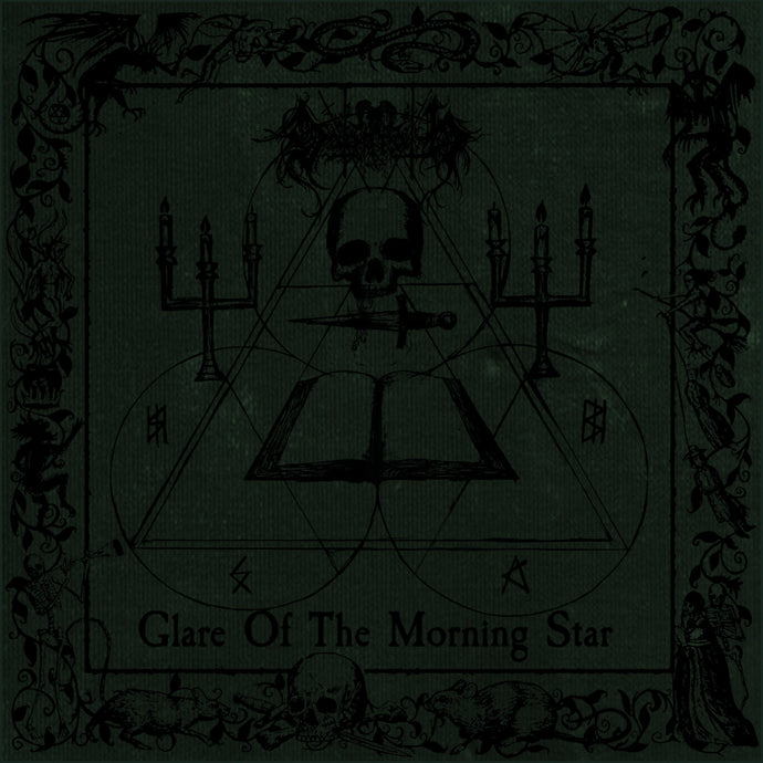 Dagorath  ‎– Glare Of The Morning Star  (CD)