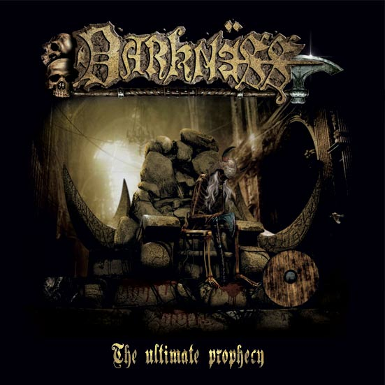 Darknëss ‎– The Ultimate Prophecy   (2XCD)