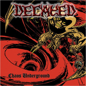 Decayed ‎– Chaos Underground   (CD)