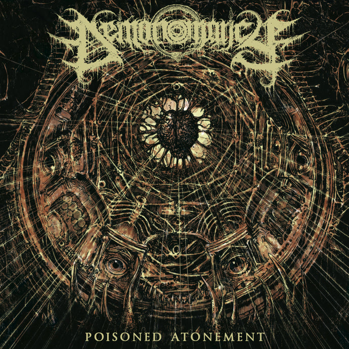 Demonomancy  – Poisoned Atonement (CD)