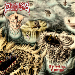 ECTOPLASMA - Spitting Coffins (CD)
