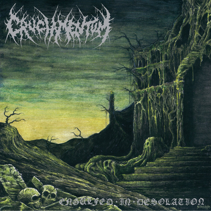 Cruciamentum ‎– Engulfed In Desolation   (CD)