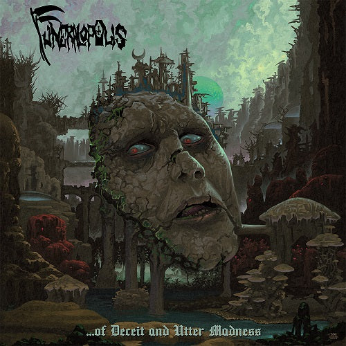 Funeralopolis ‎– ...Of Deceit And Utter Madness (CD)