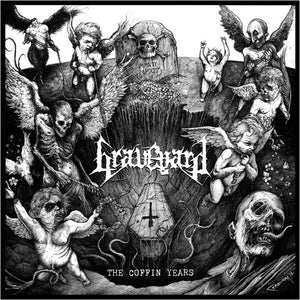 Graveyard  ‎– The Coffin Years  (CD)