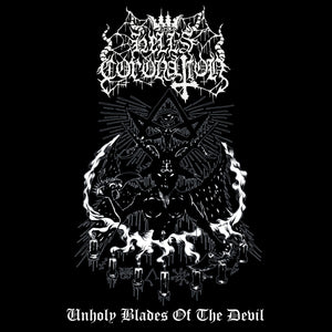 Hell's Coronation ‎– Unholy Blades Of The Devil (CD)