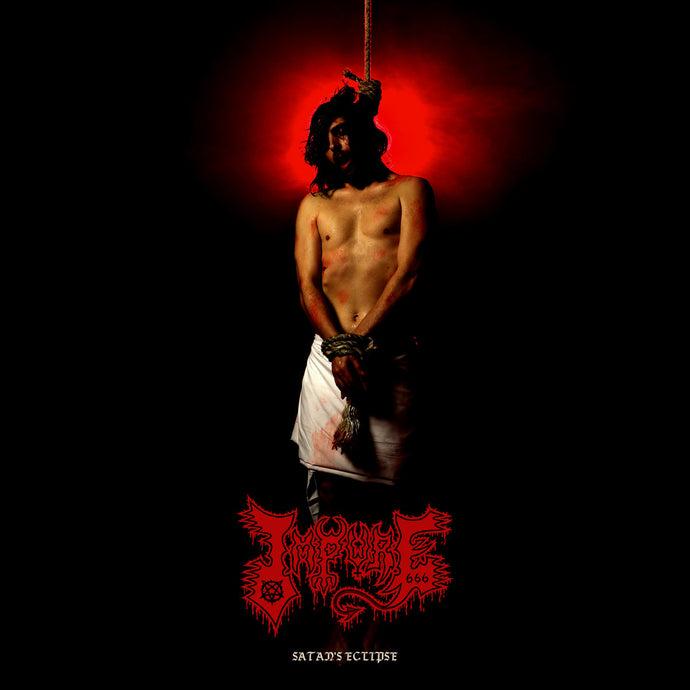 Impure ‎– Satan's Eclipse (CD)