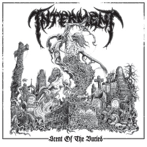 Interment ‎– Scent Of The Buried (CD)