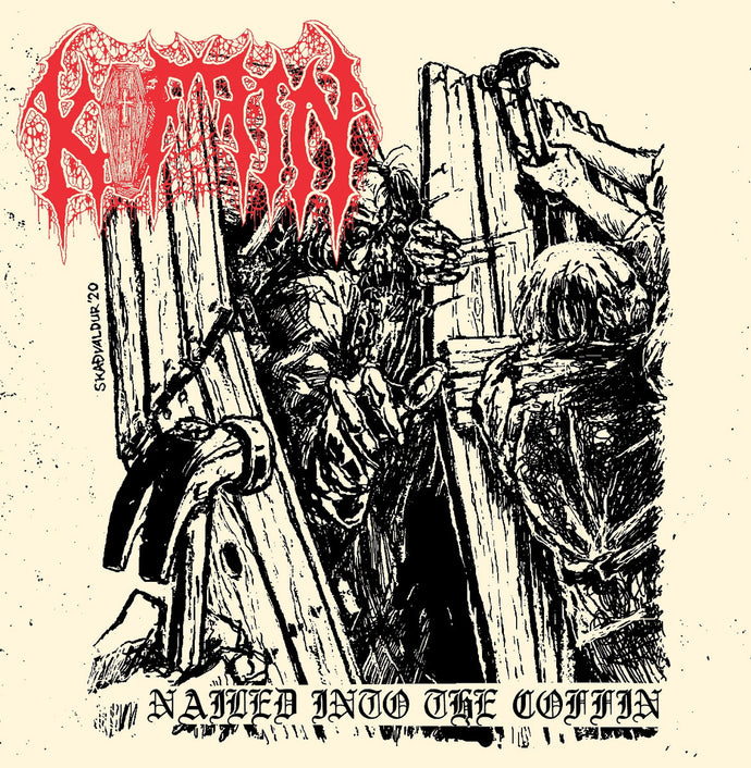 Koffin  – Nailed Into The Coffin (CD)