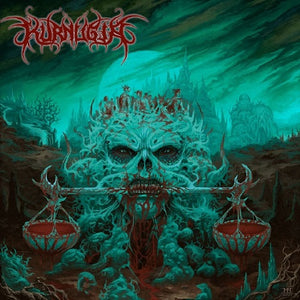 Kurnugia ‎– Forlorn And Forsaken (CD)