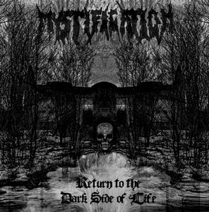 Mystification  ‎– Return To The Dark Side Of Life (CD)