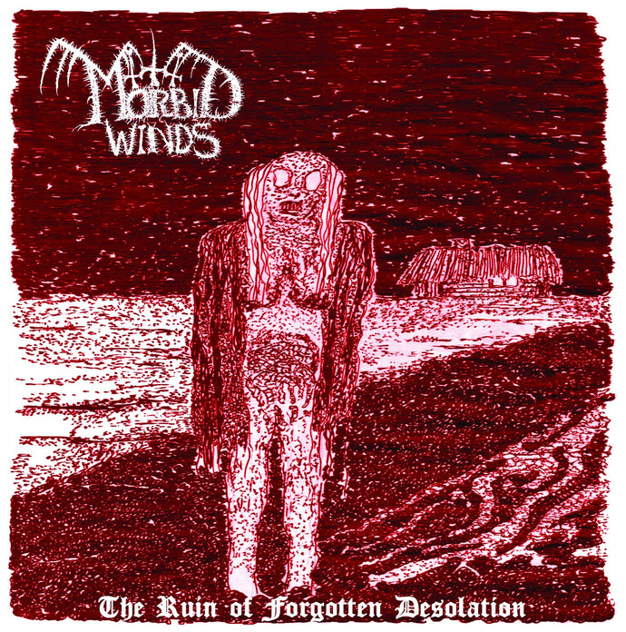 Morbid Winds ‎– The Ruin Of Forgotten Desolation) (CD)