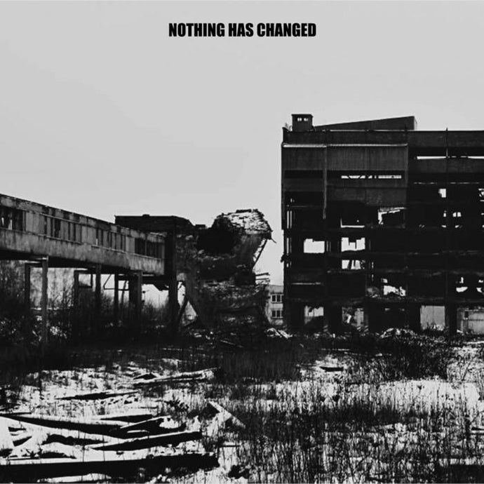 Nothing Has Changed ‎– Nothing Has Changed  (CD)