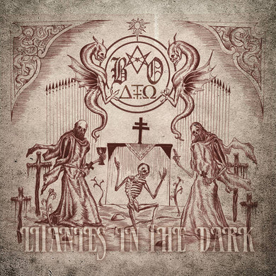 Black Oath ‎– Litanies In The Dark (CD) Digipack