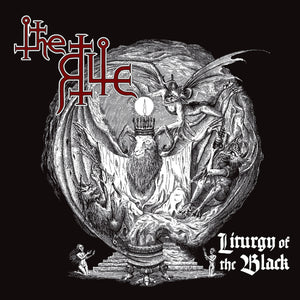 The Rite  ‎– Liturgy Of The Black (CD)