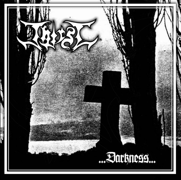 Thirst  ‎– ...Darkness...   (CD)