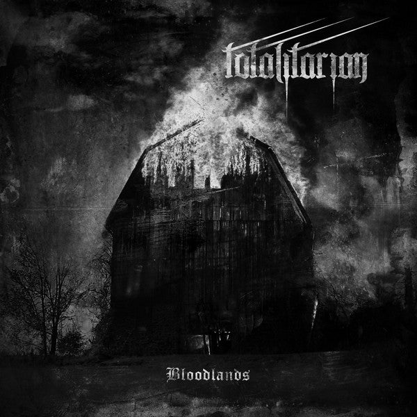 Totalitarian ‎– Bloodlands (CD) Digipack